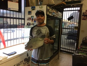 Results from my 2017 Nenue and Kala tournament 1st place winner Roman 5lb 13 oz - 2