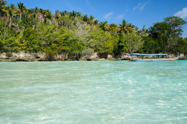 Sera Beach. Malenge, Togean Islands, Indonesia