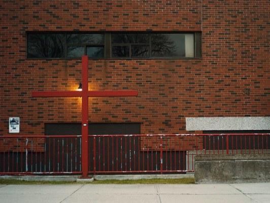 Salvation Army Cross