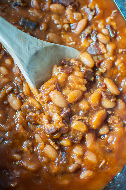 Maple Chipotle Baked Beans 2