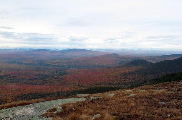 Saddleback AT Summit View North