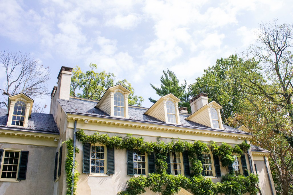 hagley-garden-food-tour-house-roof-ivy