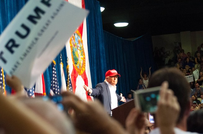 Donald J. Trump for President Rally in Sarasota, Fla., Nov. 28, 2015
