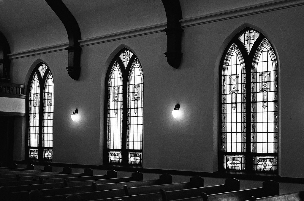 Inside Woodstock First UMC