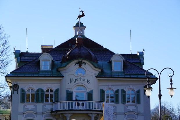 Hohenschwangau - Jägerhaus