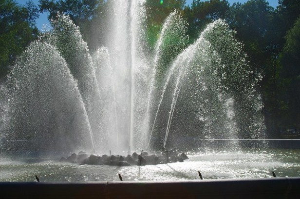 Александровский парк,  Санкт-Петербург, Россия