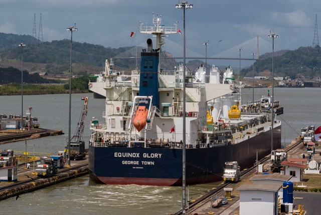 Miraflores Locks - Panama City