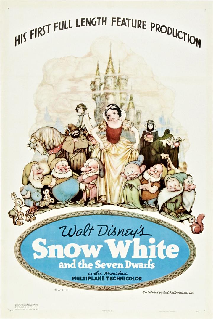 Disney-tiistai: Lumikki ja seitsemän kääpiötä - Disnerd dreams