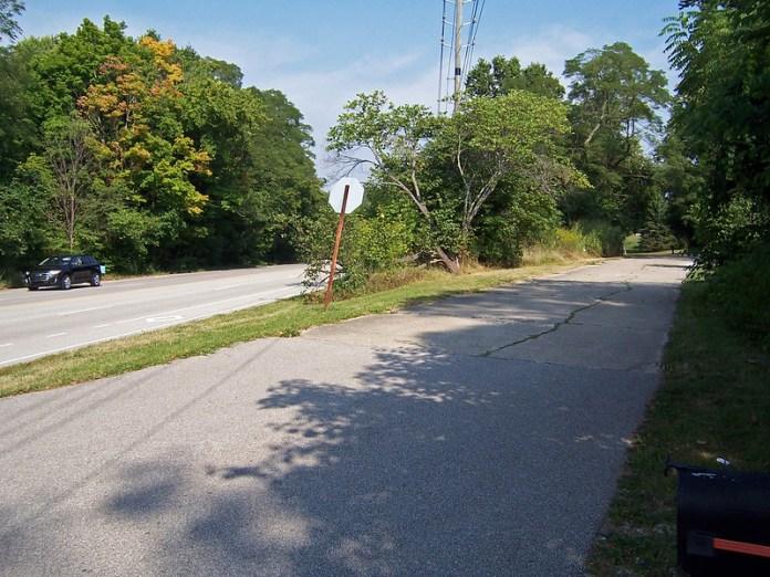 Old Lafayette Road