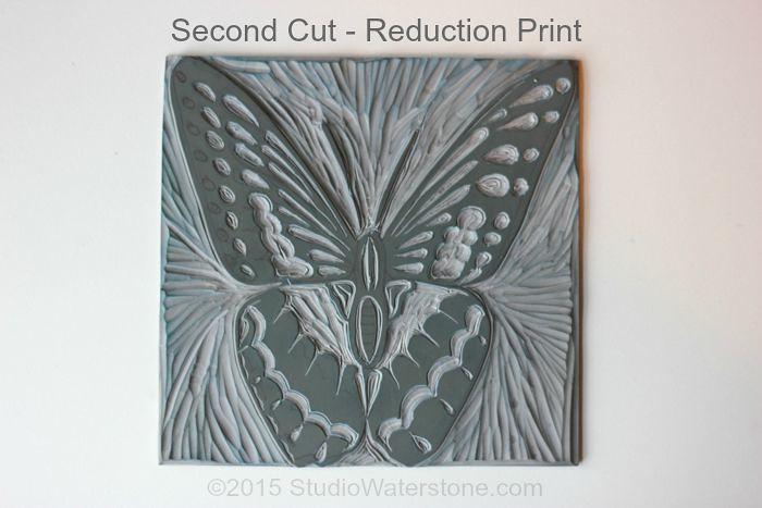 52 Weeks of Print: 33/52 second cut