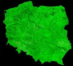 Poland by Proba-V