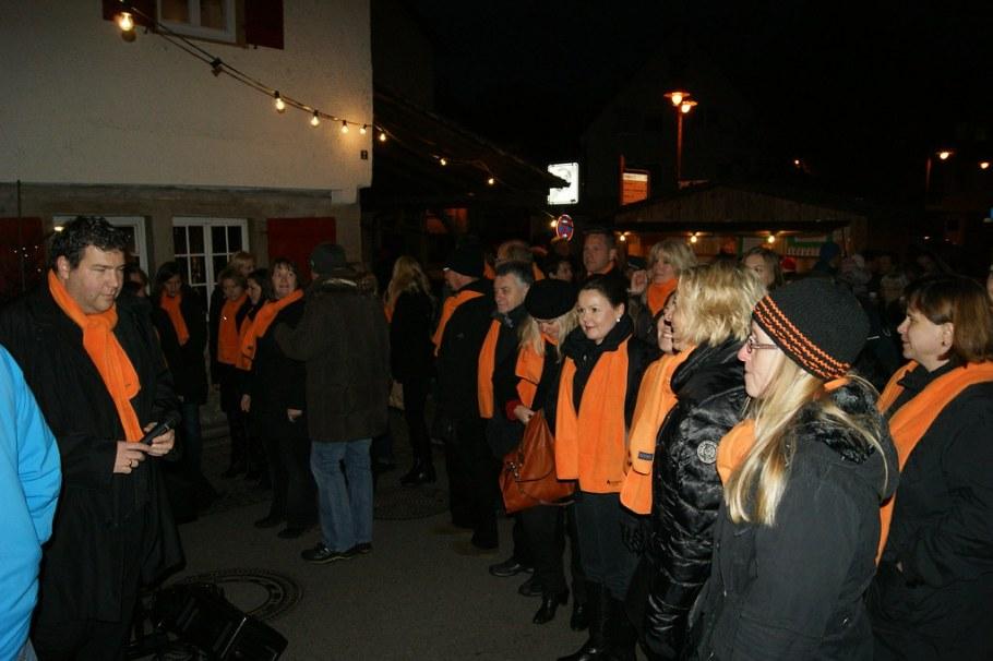 2013-11-23 Adventsmaerktle Bluete und mehr Freiberg, 23. November 2013