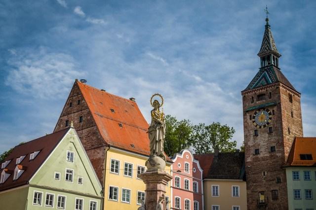 The Hauptplatz