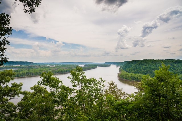 Effigy Mounds View