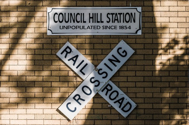 Council Hill Station