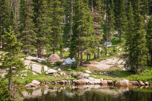 In The Pines at Pawnee Lake