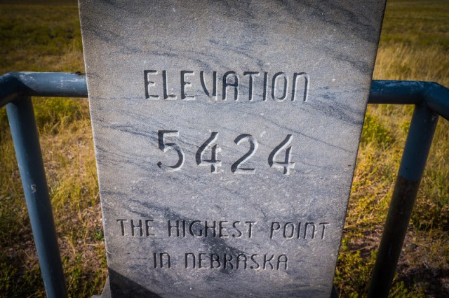 Panorama Point - Elevation 5,424