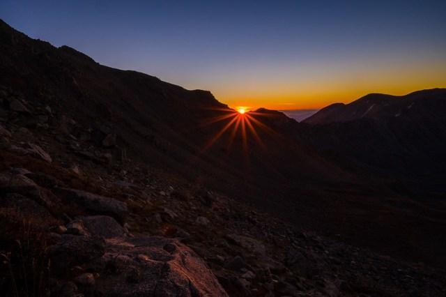 Traverse Sunrise