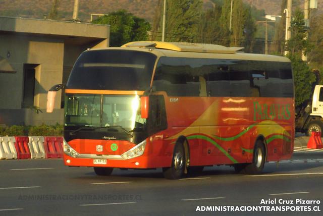 Paravías (Palmira) - Llay Llay - ZhongTong Navigator (DLKF53)