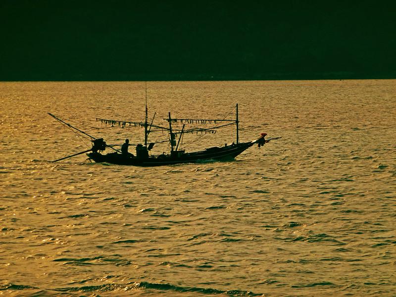 6 - Carnet de Thaïlande - 08 - Port de Thong Sala
