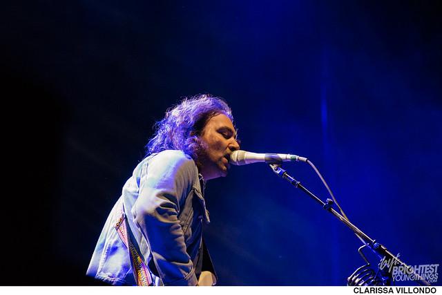 The War on Drugs at Landmark Festival 2015