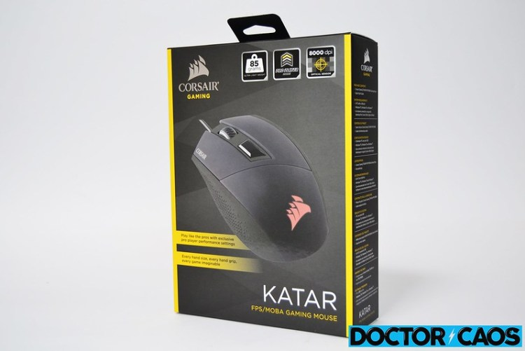Corsair Katar optical gaming mouse (1)