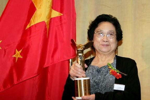 Youyou Tu, la primera china en ganar el Nobel de Medicina