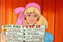 JEM and the Holograms top ten...