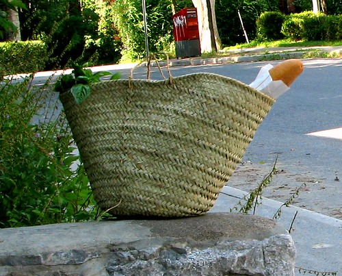 Sweet! Grass Market Basket