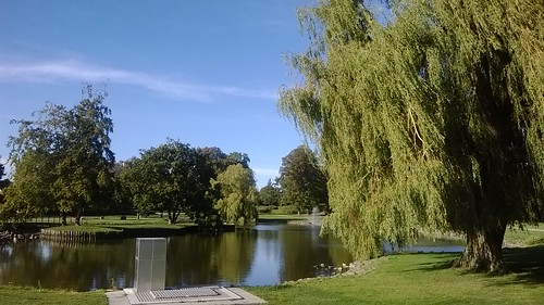 Søen i Slagelse Lystanlæg