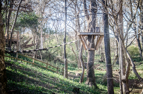 Glendale Wofford Ropes Course