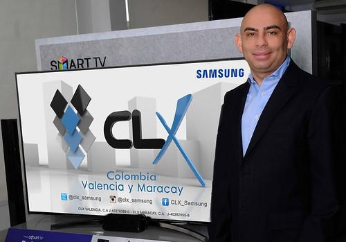 Lanzmiento Samsung CLX Sambil Valencia