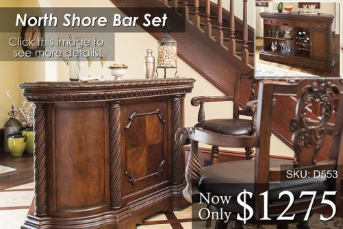 North Shore Bar Set