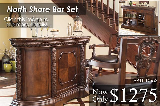 North Shore Bar Set