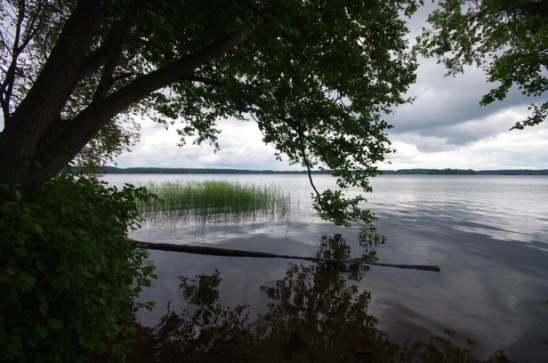 Валдайское озеро, Новгородская область, Россия