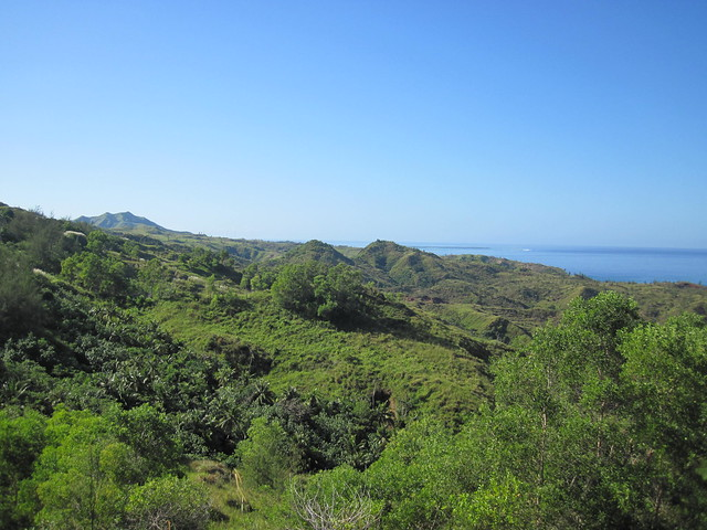 Picture from the Sella to Cetti Bay Trail Hike