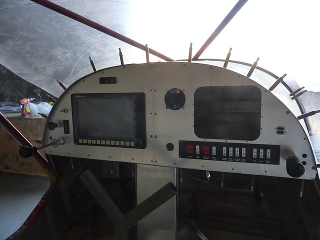 Instrument Panel trial fit