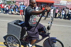 053 Old School Biker