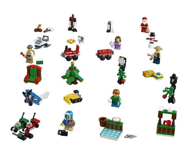 60099 LEGO City Advent Calendar