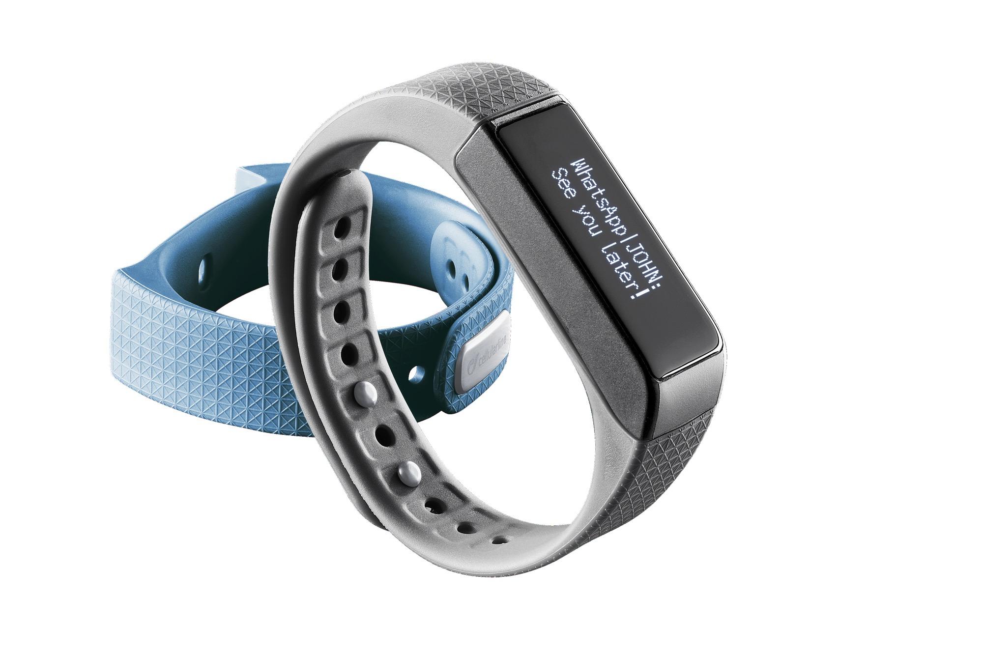 De Easy Touch fitness en activity tracker van Cellularline