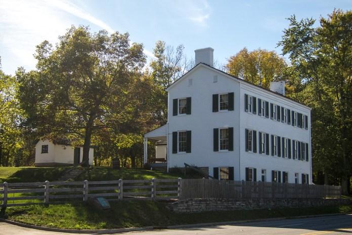 The Huddleston Farmhouse