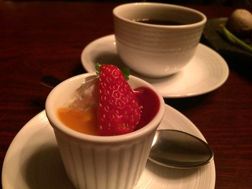 デザートとカフェ@Omakase 麻布十番