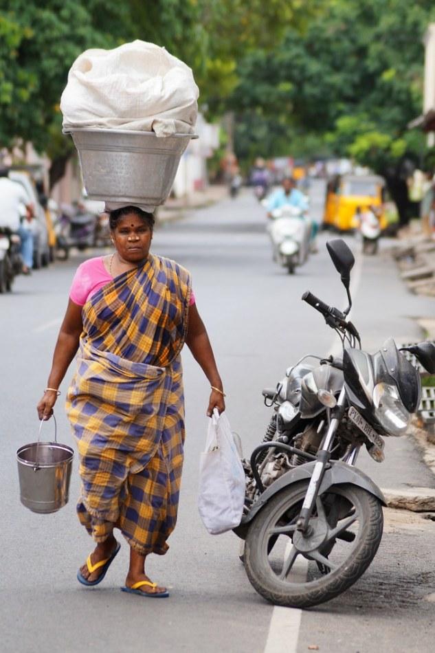 Indien India Pondicherry Puducherry Blog (26)
