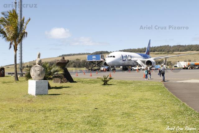 Aeropuerto Mataveri (IPC) - LAN