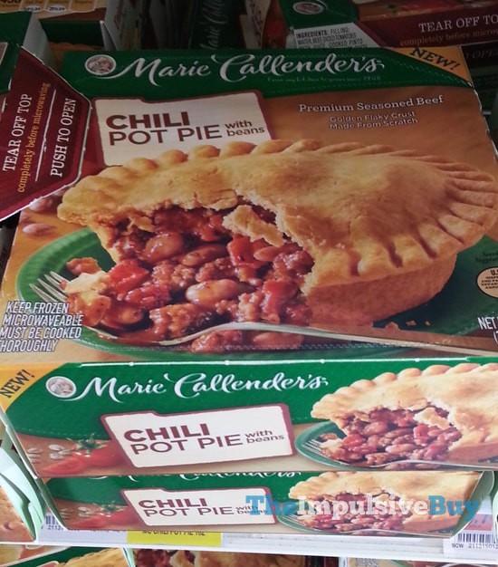 Marie Callender's Chili Pot Pie