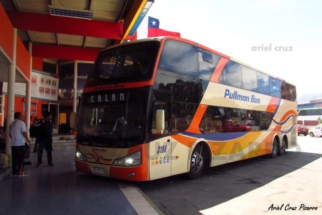 Pullman Bus - Copiapó - Modasa Zeus / Volvo (GZKC12) (3190)