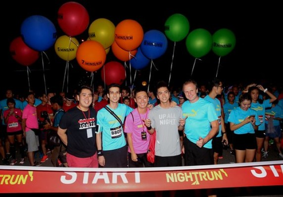 PUMA - Night Run - B