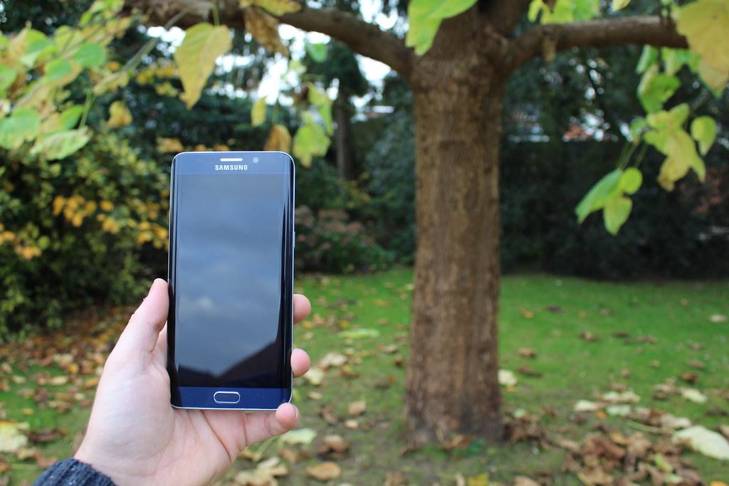 De Samsung Galaxy S6 Edge+ ... een echt werkpaard