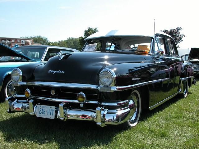 1952 Chrysler Windsor Deluxe  Flickr  Photo Sharing
