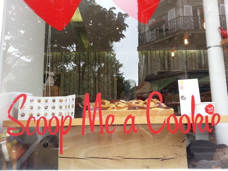 Scoop Me A Cookie, Paris